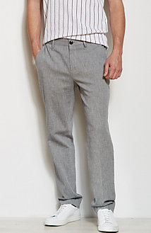 Textured Dress Pant<br>Online Exclusive