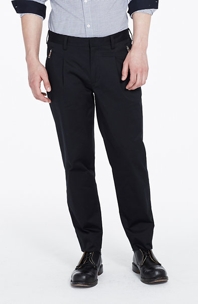 Modern Sateen Dress Pant