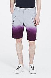 Dip-Dyed Utility Short
