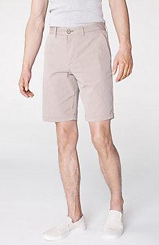 Mini Stripe Chino Short