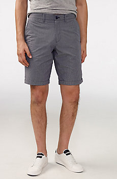 Mini Stripe Chino Short