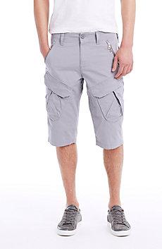 Longer Length Zip Short
