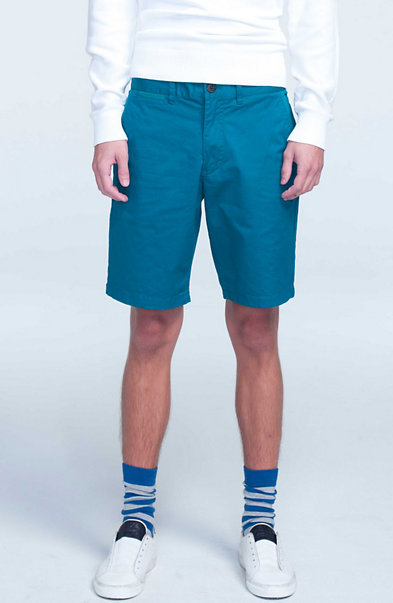 Piece Dyed Chino Short