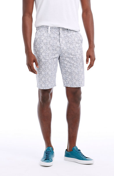 Tile Mix Chino Short
