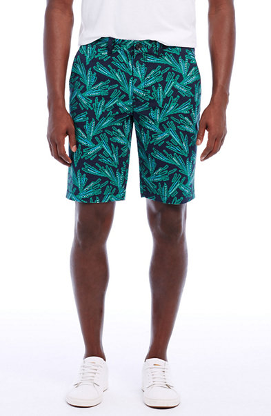 Palm Tree Short