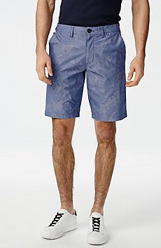Faded Palm Chino Short