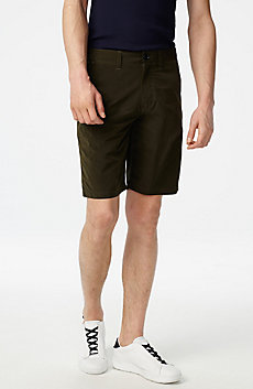 Accent Zip Tech Shorts