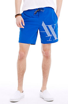 A|X Graphic Dot Swim Short