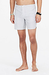 Grid Swim Short