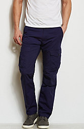 Slim Cotton Cargo Pant<br>Online Exclusive
