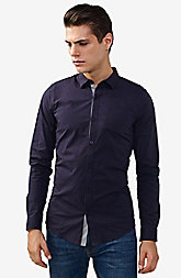 Stretch Super Slim Shirt