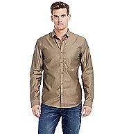 Iridescent Oxford Shirt