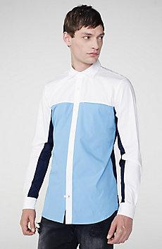 Bold Colorblock Shirt