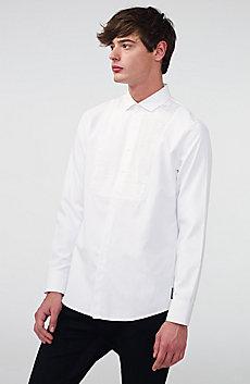 Tuxedo Bib Shirt