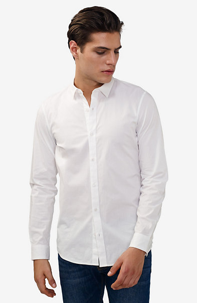 Stretch Slim Shirt