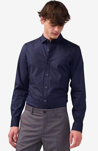 Stretch Slim Shirt