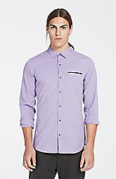 Layered Pocket Shirt