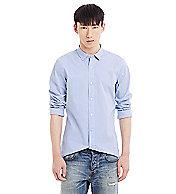 Snap Slim Fit Stripe Shirt