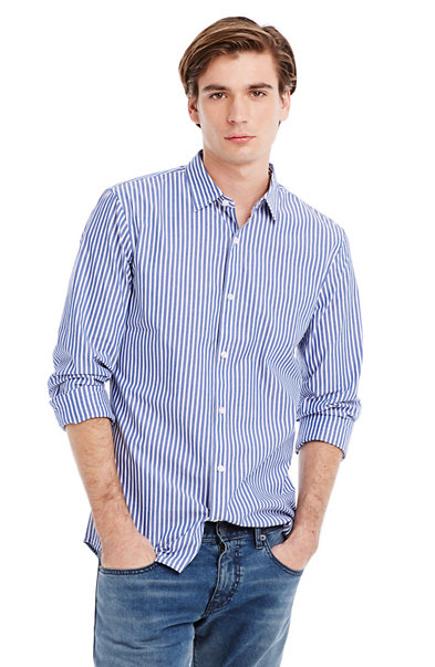 Banker Stripe Shirt