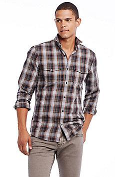 50's Plaid Shirt