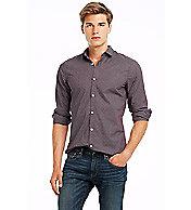 Jacquard Grid Shirt