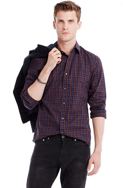 Mini Check Shirt