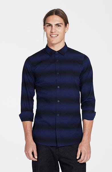 Degrade Striped Shirt