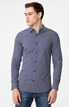 Mixed Microdot Shirt