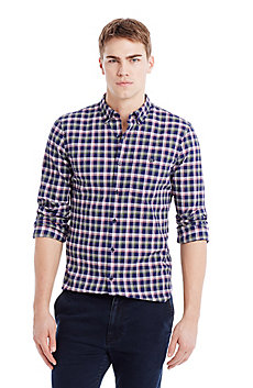 Subtle Check Shirt