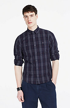Plaid Workshirt