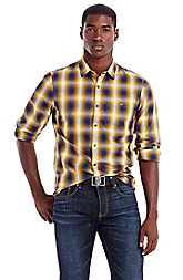 Optic Plaid Shirt