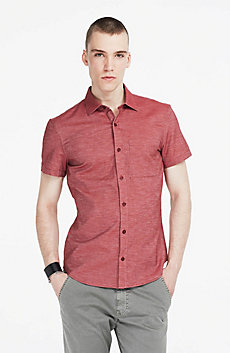 Twill Melange Shirt