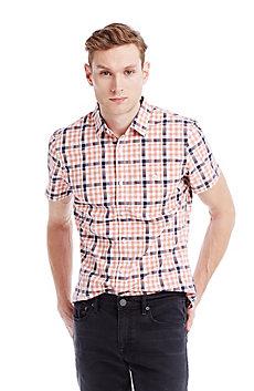 Maze Plaid Shirt