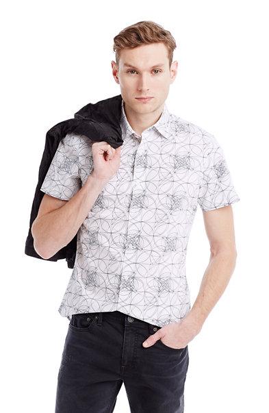 Spiral Graph Shirt