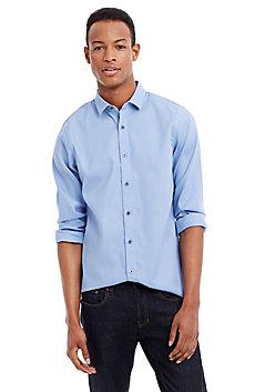 Wrinkle Free Textured Shirt