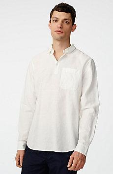 Linen Blend Popover