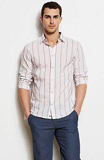 Smart Stripe Shirt
