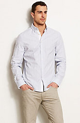 Dress Stripe Shirt