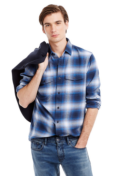 Optic Flannel Plaid
