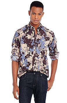 Floral Camo Shirt