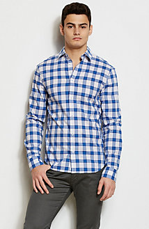 Picnic Plaid Shirt<br>Online Exclusive