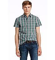 Bold Ombre Stripe Shirt