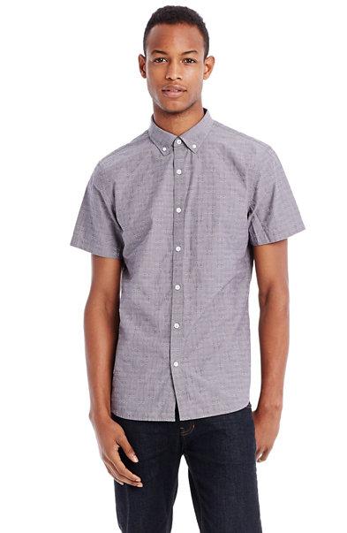 Short Sleeve Diamond Shirt