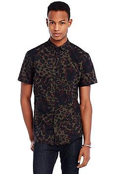 Short Sleeve Camo Shirt