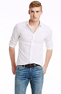 Super Slim Basic Shirt