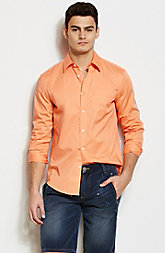 Cotton Basic Shirt