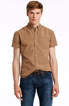 Short Sleeve Ripstop Shirt