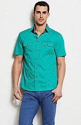 A|X Short Sleeve Utility Shirt