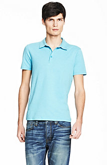Pima Cotton Polo