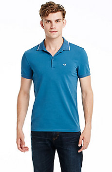 Signature A|X Short Sleeve Polo